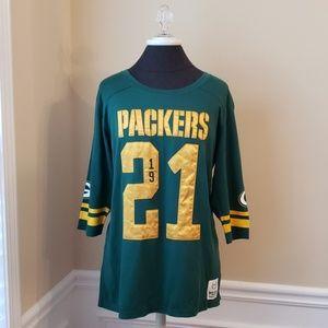 Victoria's Secret Pink Green Bay Packers NFL Tee
